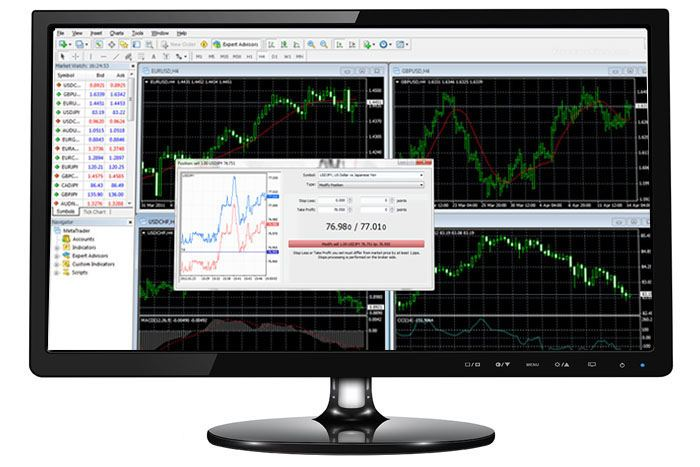 BWorld MT5 platform for PC